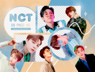 PNG PACK: NCT 127 #2 (TOUCH) by Hallyumi
