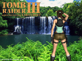 XNALara - Tomb Raider III River Gangies by JasonCroft