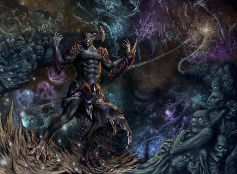 To torture a world by Teulius