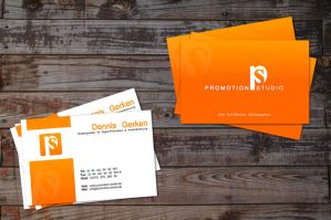 Business Card Design Company by Gerk0rn