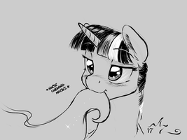 Daily Doodle 384 by Amarynceus