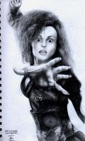 Bellatrix Lestrange 2 by DarkButSoLovely