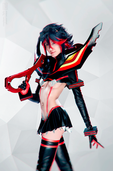 Kill la Kill - Battle mode by tajfu