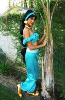 Princess Jasmine 2 by LittleMissMint