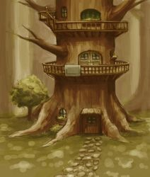 treehouse by FerioWind
