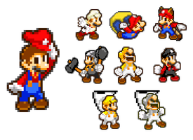 Mario's Forms by jmkrebs30
