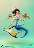 THE LITTLE DORY by Apolar