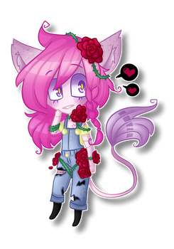[Gift] Lil Rose by Joifee