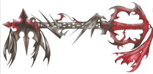 Artificial Keyblade Revised by FiendRaphael