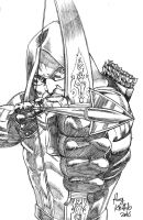 My Name is Oliver Queen by hany-khattab