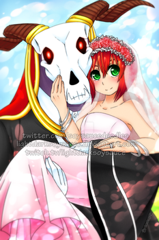 The Magus' Bride by LightDarkSoySauce