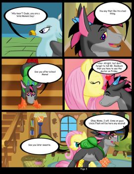 MLP: Lost Kingdom Chapter 1: Page 3 by Dragonlover50