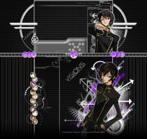 Visions -Lelouch Wallpaper- by EdwardCullen1010