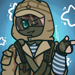 Kapkan Profile Pic by FrostedClouds