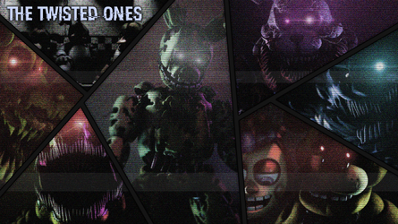 The Twisted Ones wallpaper by AftonProduction