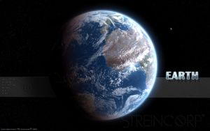 Earth Sweet Earth by streincorp