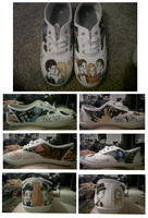 Doctor Who Shoes by xXimmaeatjooXx