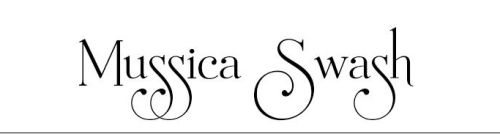 Mussica Swash Font by SimplyDiamonds