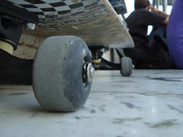 Skate Wheel by SniperFameVeroia
