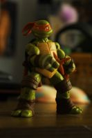 Michelangelo by Sunny-X-Ray