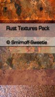 Rust Texture Pack by Smirnoff-Sweetie