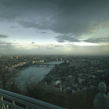 Cold Side Budapest by Callu