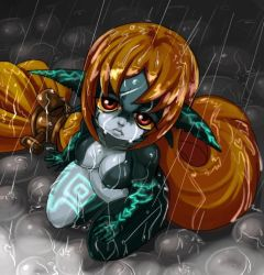 Midna's Loneliness by elazuls-core