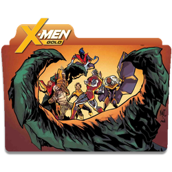 X-Men Gold by DCTrad