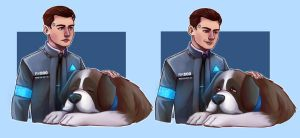 Detroit: become human - Good Boys by LC-Holy