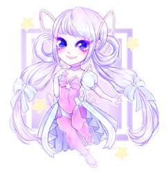 [CLOSED - Star Babe - PAYPAL | POINTS] by PenAsteria