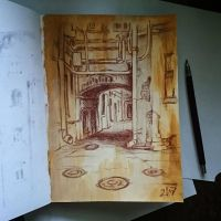 Instaart - Courtyard by Candra