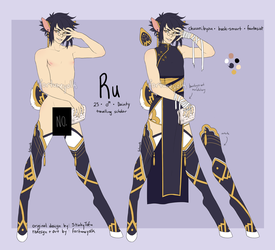 [Ref] Ru by fortuneyolk