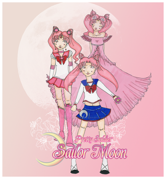 Pretty Soldier Sailor Moon by girlcanrock
