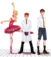 All Grown Up: Dexters Laboratory by IsaiahStephens