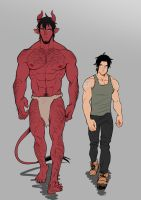 The Devil and S-13 by Suyohara