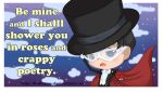 Tuxedo Mask V-day Card by Kalisama