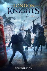 London Knights - Movie Poster by ChrisRawlins