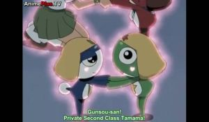 Tamama x Keroro 59 by tackytuesday