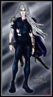 Elric of Melnibone by redlionspride