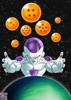 Frieza by kingvegito
