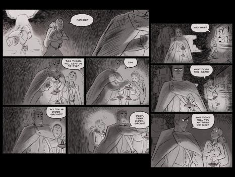 Myst: The Book of Atrus Comic - Page 130 by larkinheather