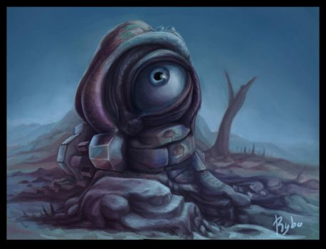 Eye something or other by BrokenSandwich