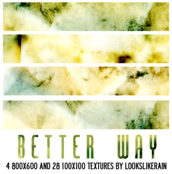 Better Way by lookslikerain