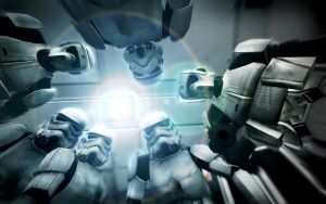 Stormtroopers by LordofCombine