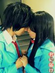Kazehaya and Sawako - On Last Time by briste
