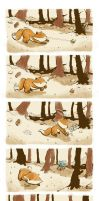 The Fox - First few pages by lookhappy