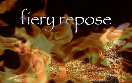 fiery repose by whisperingforest