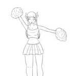 Floof Cheerleaders - Link by Link-Hayashi