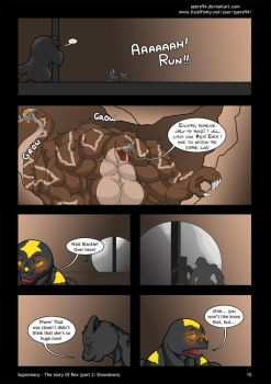 Supremacy - The story of Rex (page 29) by Spere94