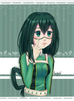 Froppy by Kadumi